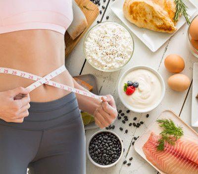 تاثیر رژیم بر کاهش وزن