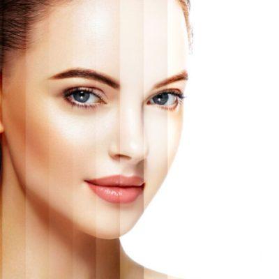 چگونگی روشن کردن رنگ پوست