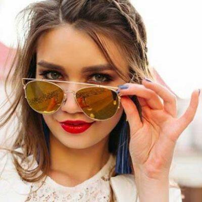 بهترین عینک آفتابی برای فرم صورت شما